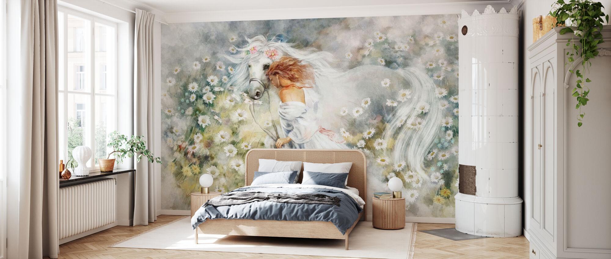 Best Friends - Wallpaper - Bedroom