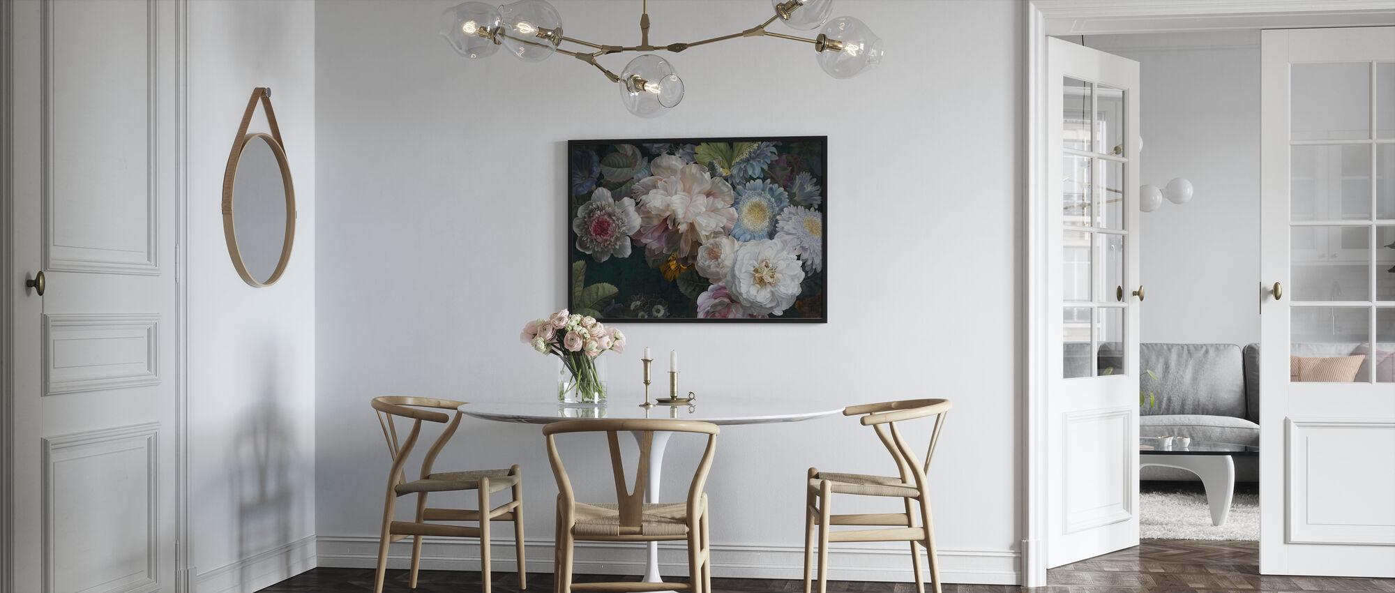Lustre Arrangement - Poster - Küchen
