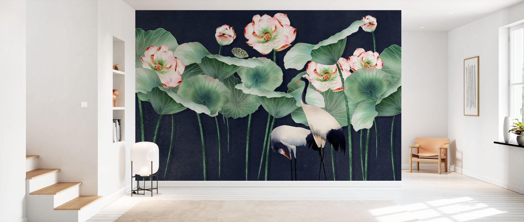 Cock a Hoop - Wallpaper - Hallway