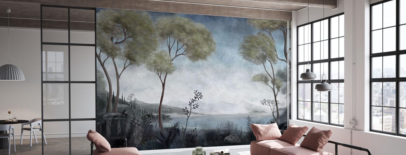 Lake Como - Wallpaper - Office