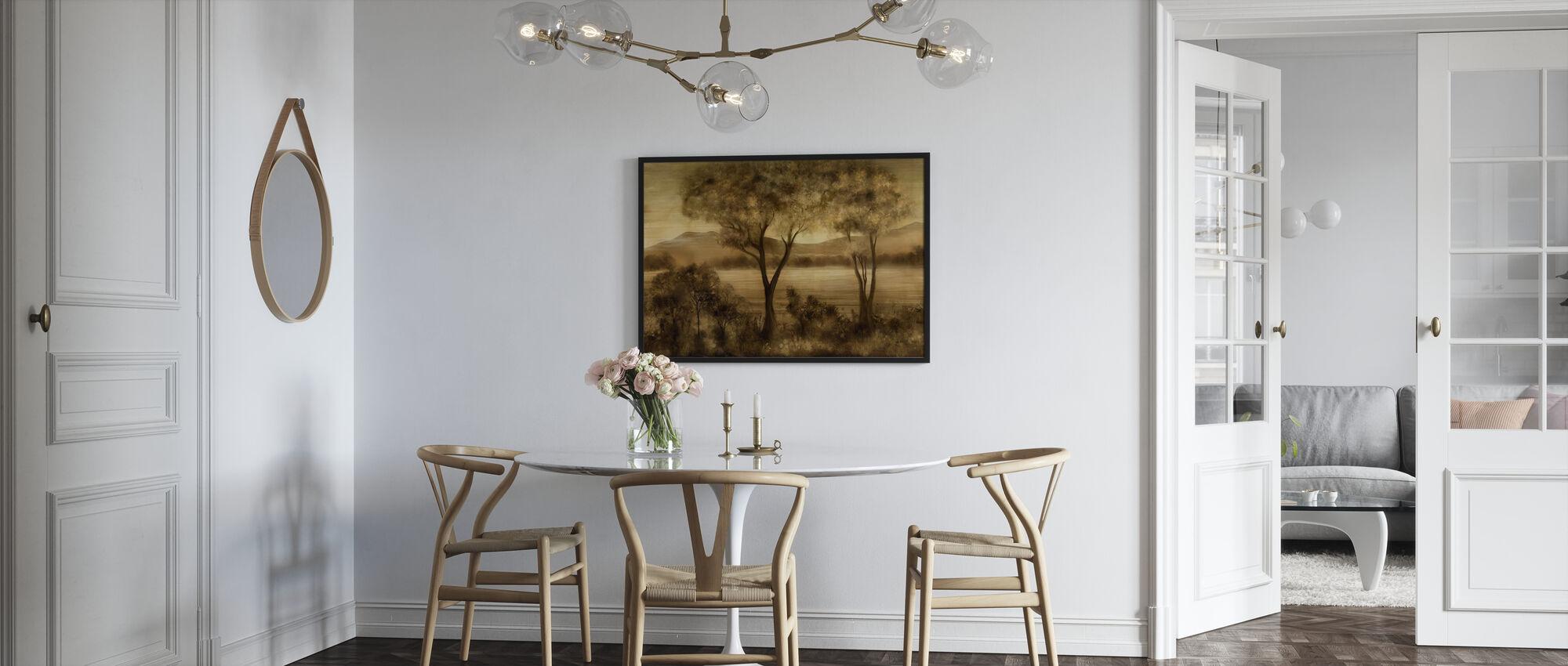 Lay af landet - Amber - Plakat - Køkken