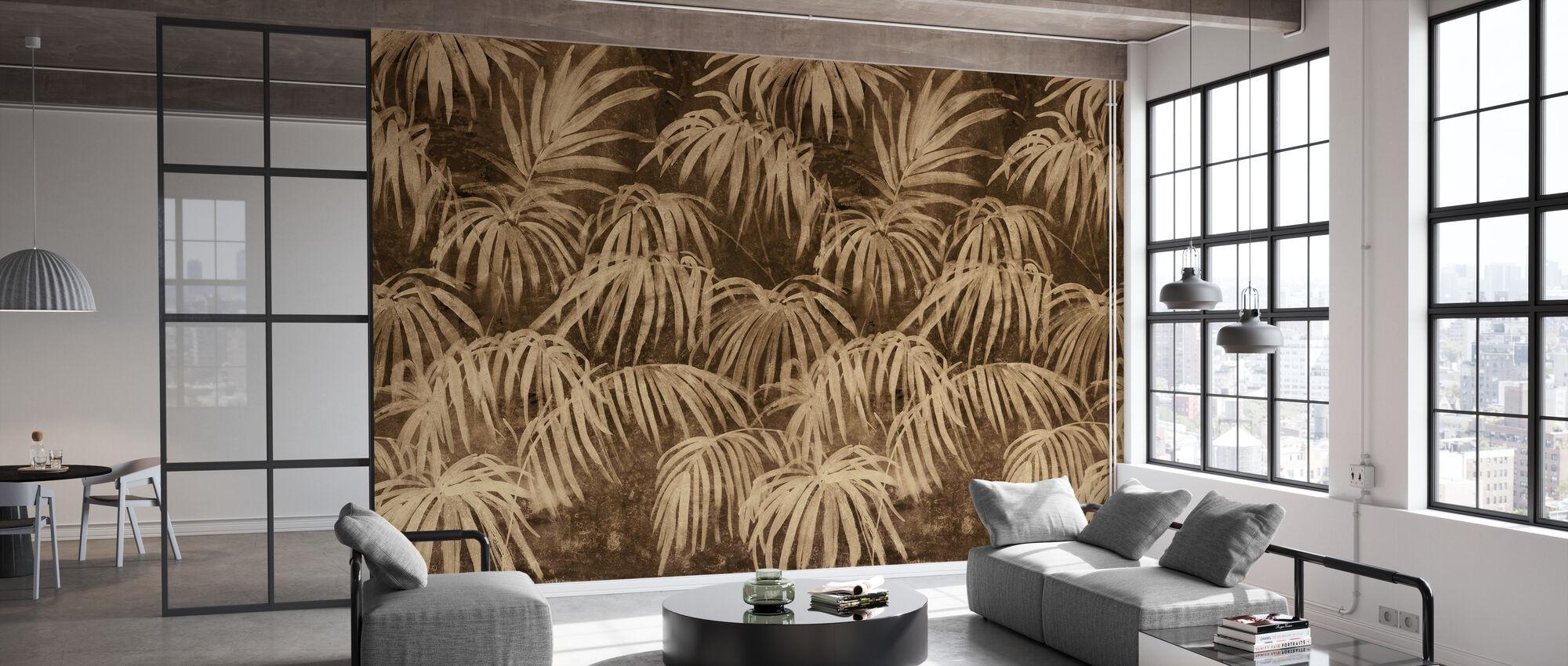 Bohemian Bamboo - Wallpaper - Office