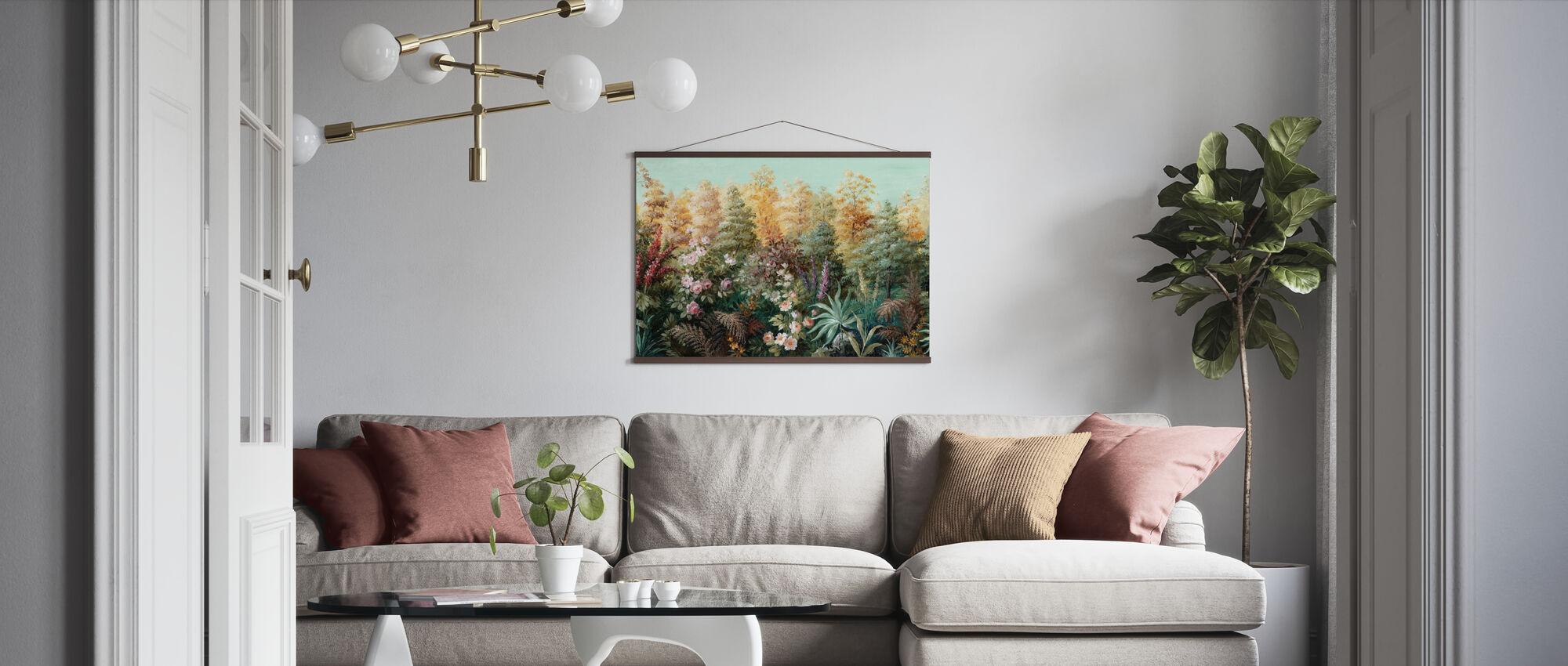 Wonderland Potpourri - Poster - Living Room