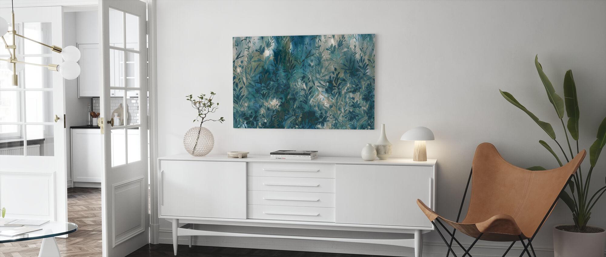 Herbage - Canvas print - Living Room
