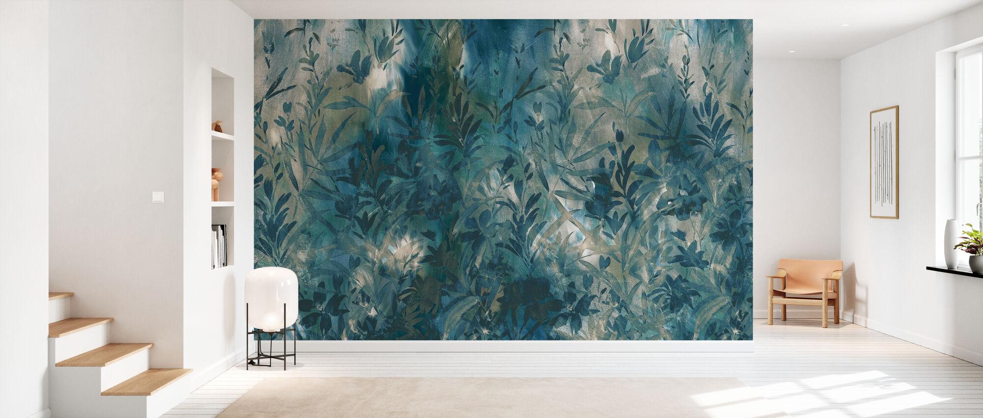 Herbage - Wallpaper - Hallway