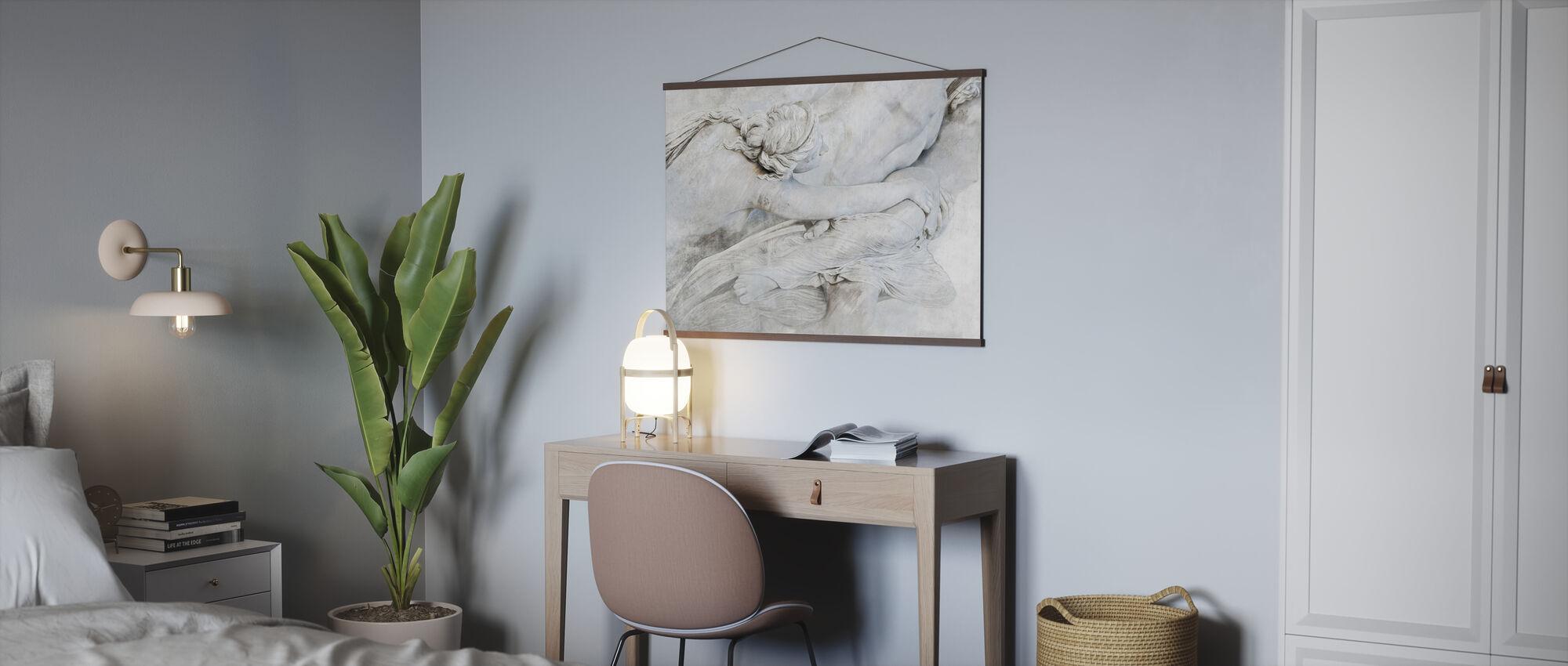 Sculpture - Poster - Office