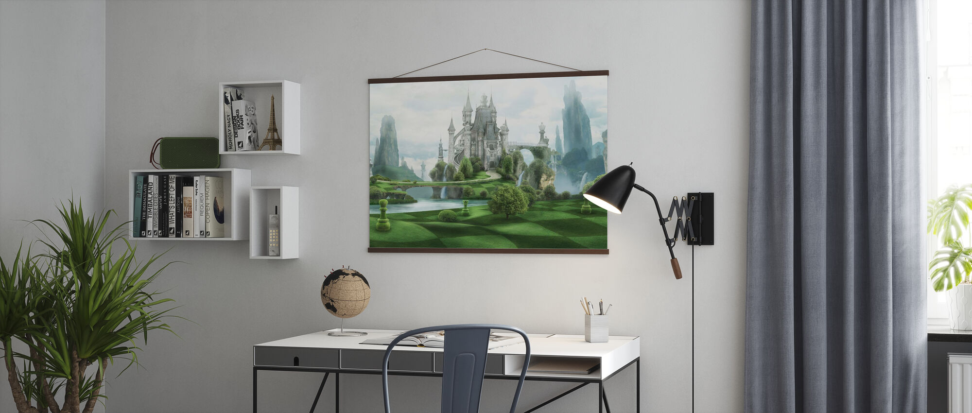 White Castle - Poster - Office