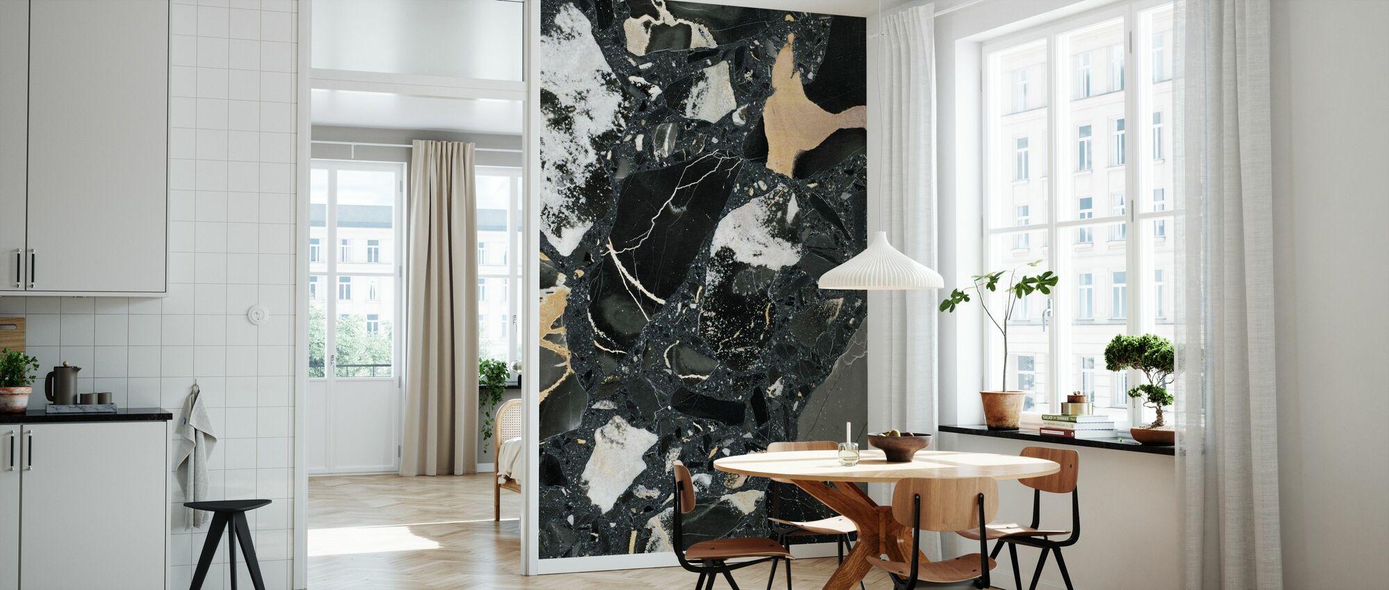 Marble - Wallpaper - Kitchen