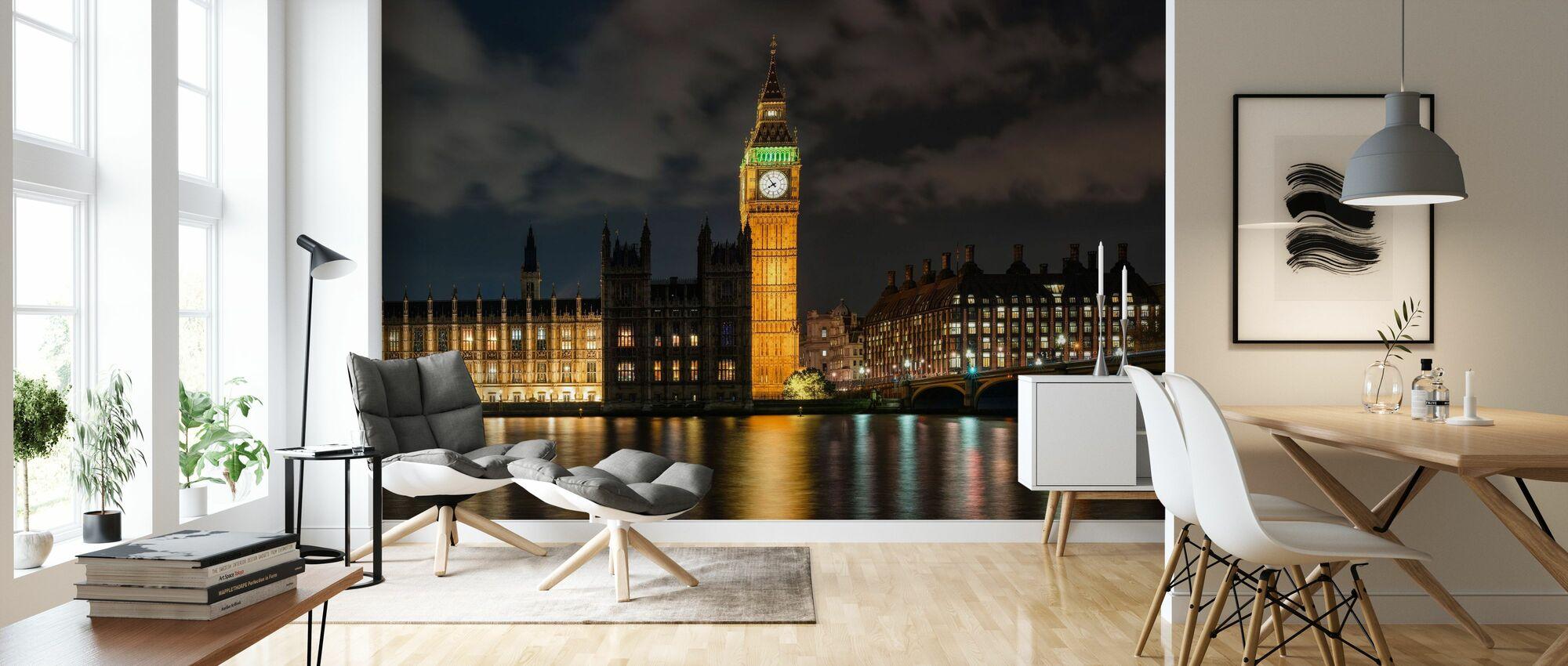 Slottet Westminster - Tapet - Stue