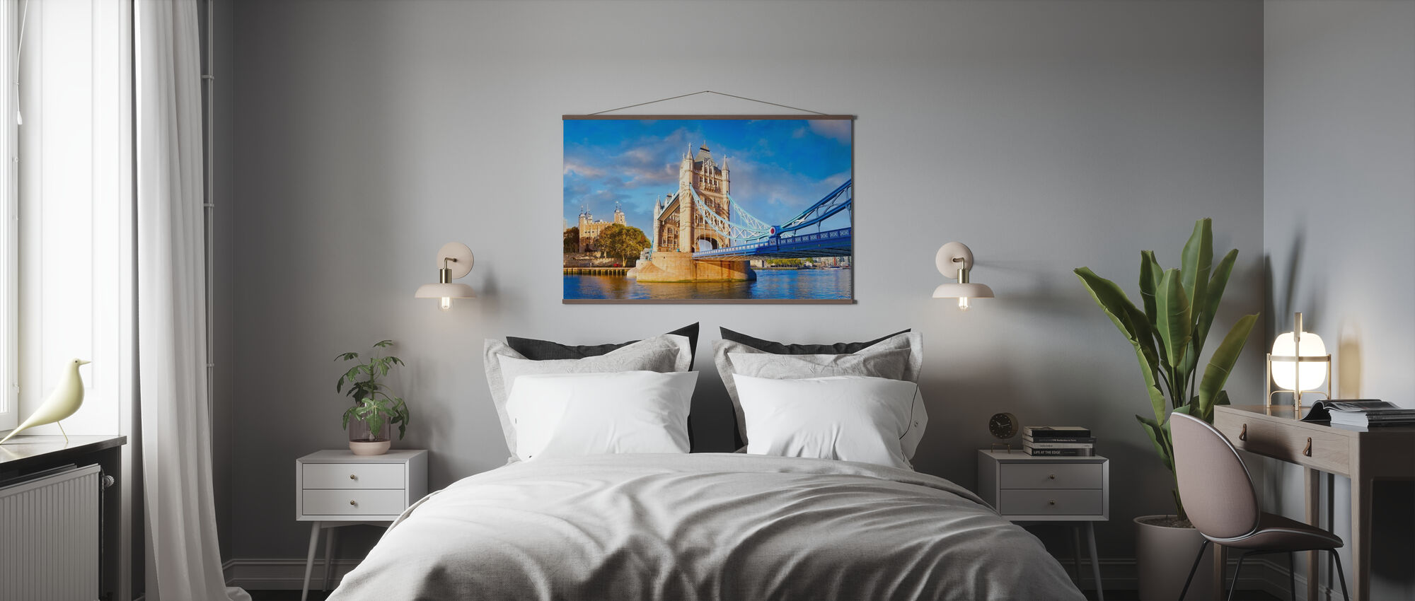London and Tower bridge - Poster - Bedroom