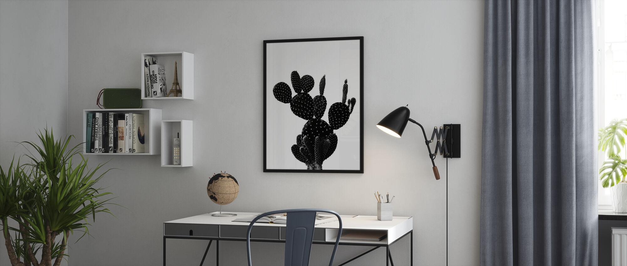 Musta Kaktus - Juliste - Toimisto