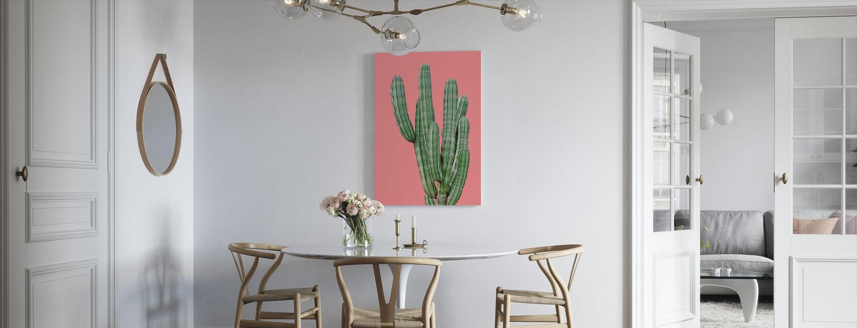 Kaktus - Lerretsbilde - Kjøkken