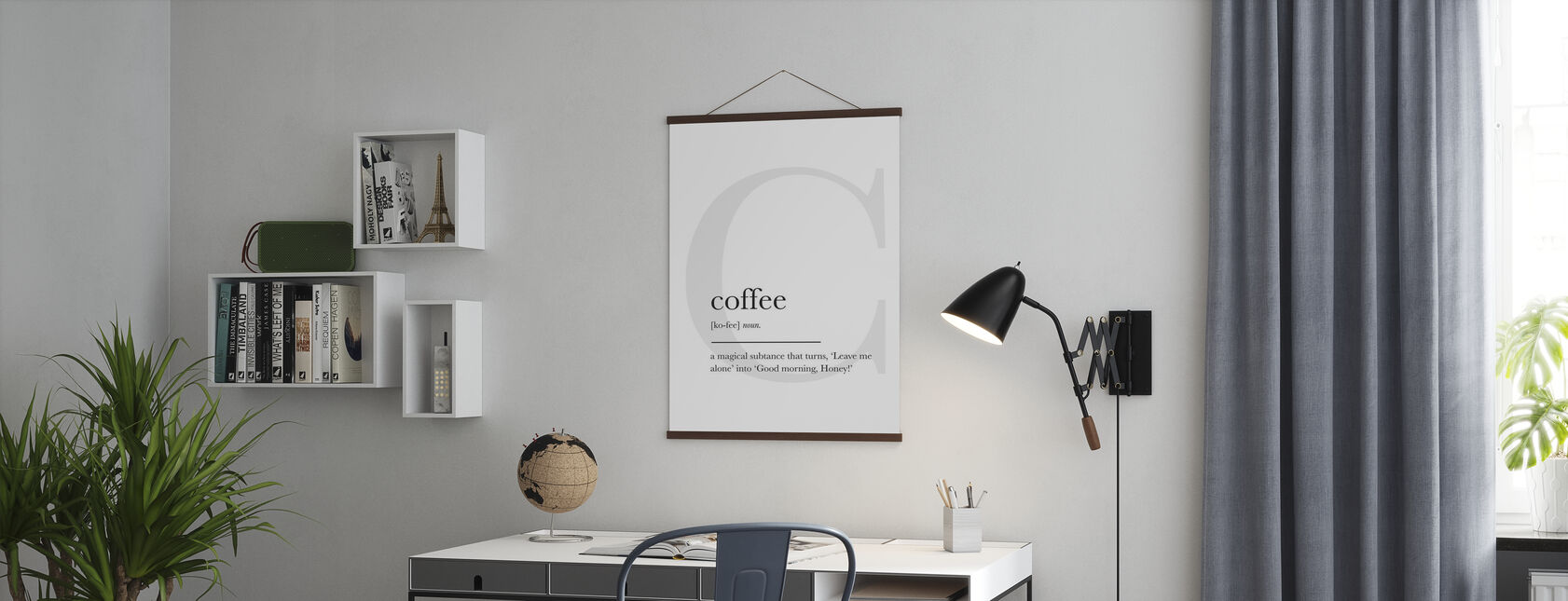 Coffee - Poster - Office