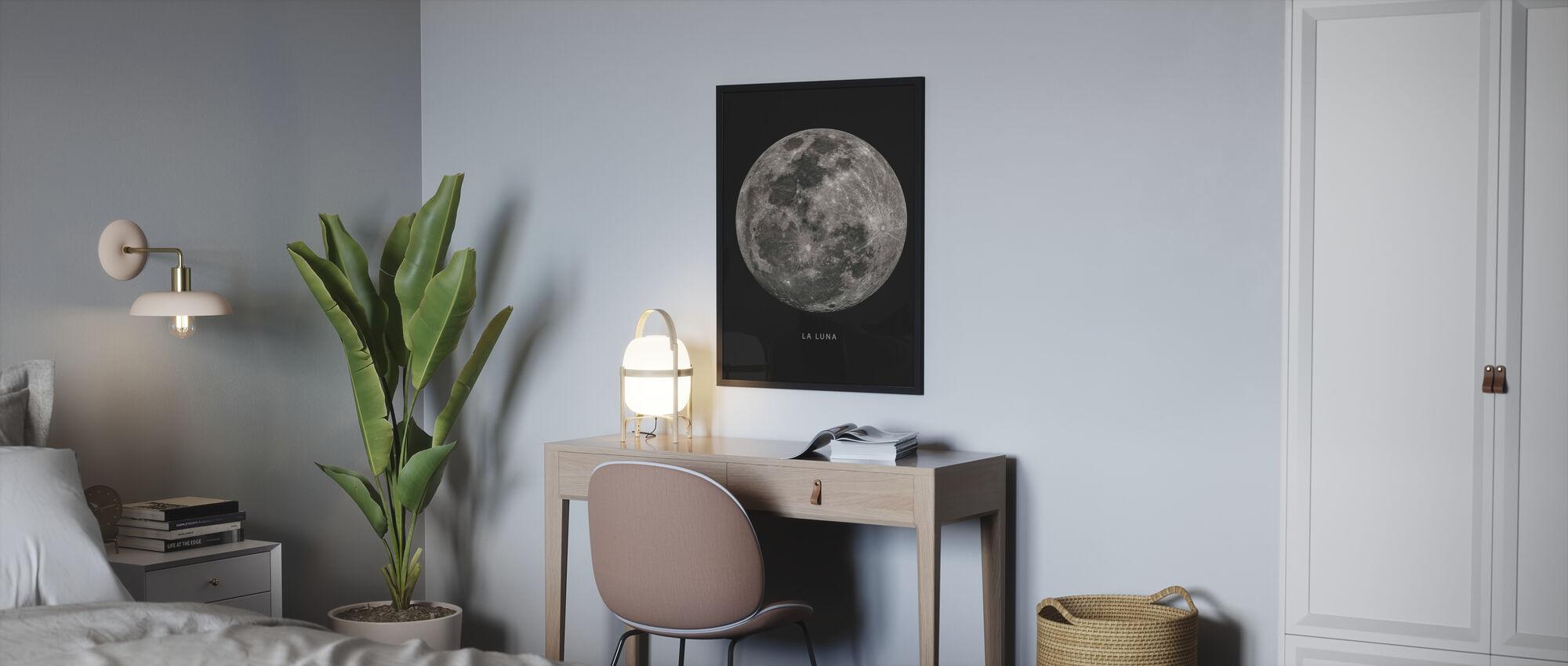 Larguna - Poster - Bedroom