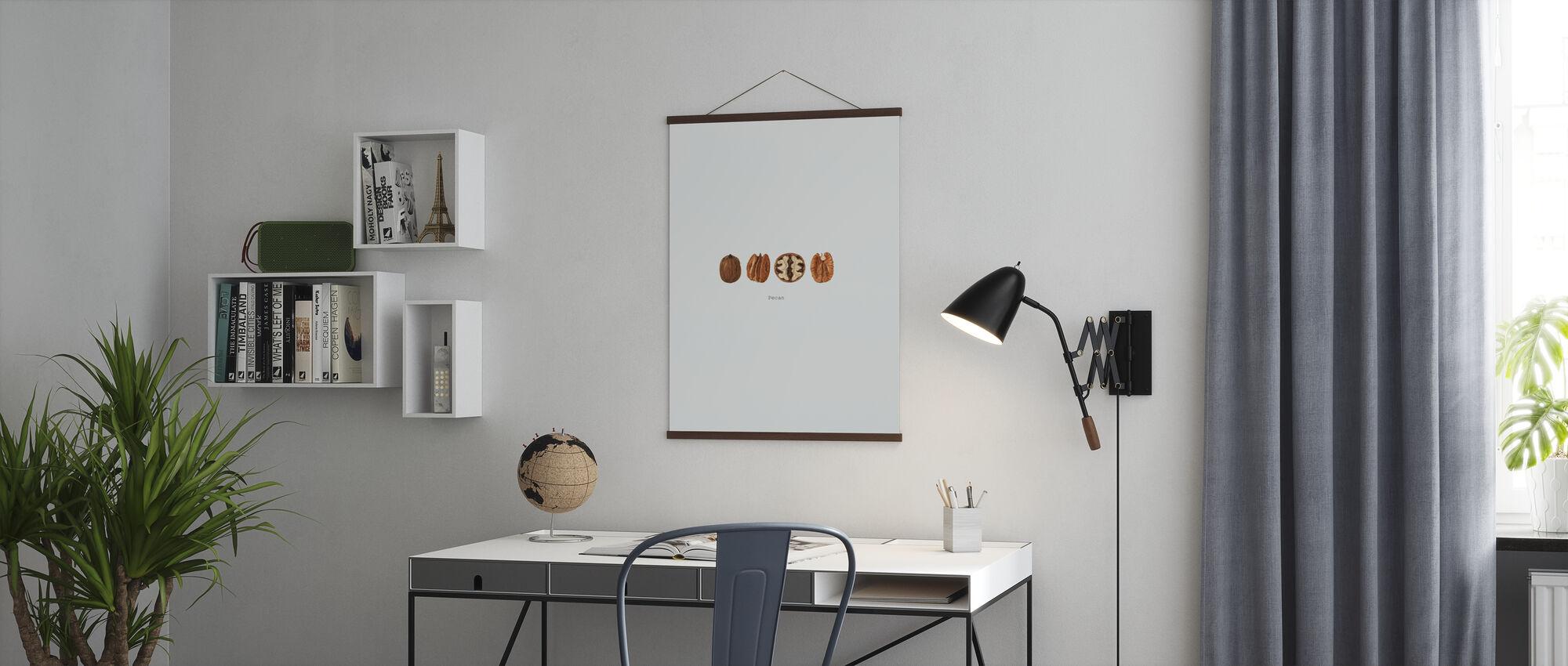 Pecan - Poster - Office