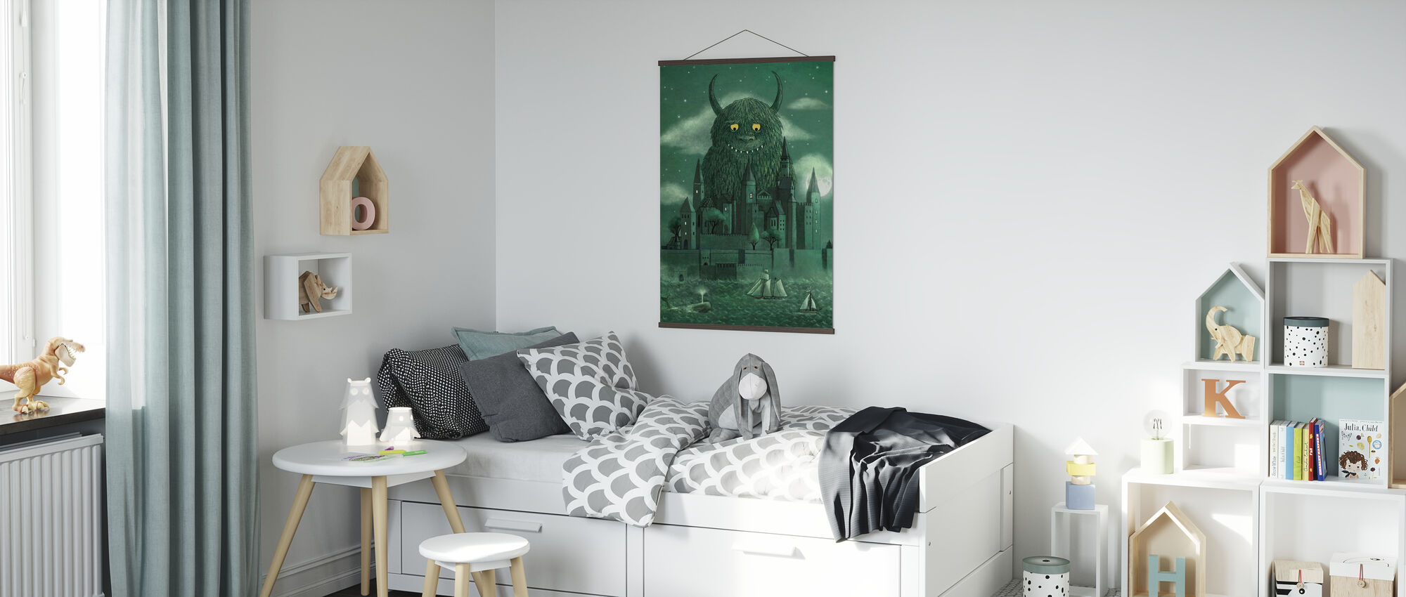 Age of the Giants - Poster - Kids Room