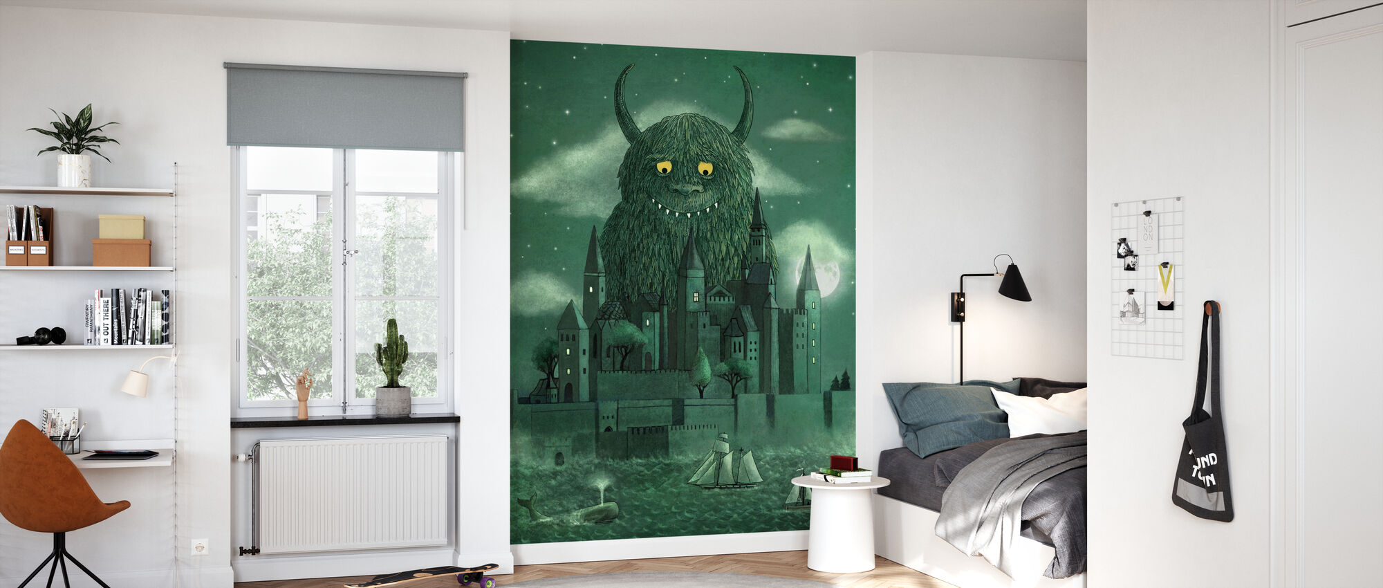 Age of the Giants - Wallpaper - Kids Room
