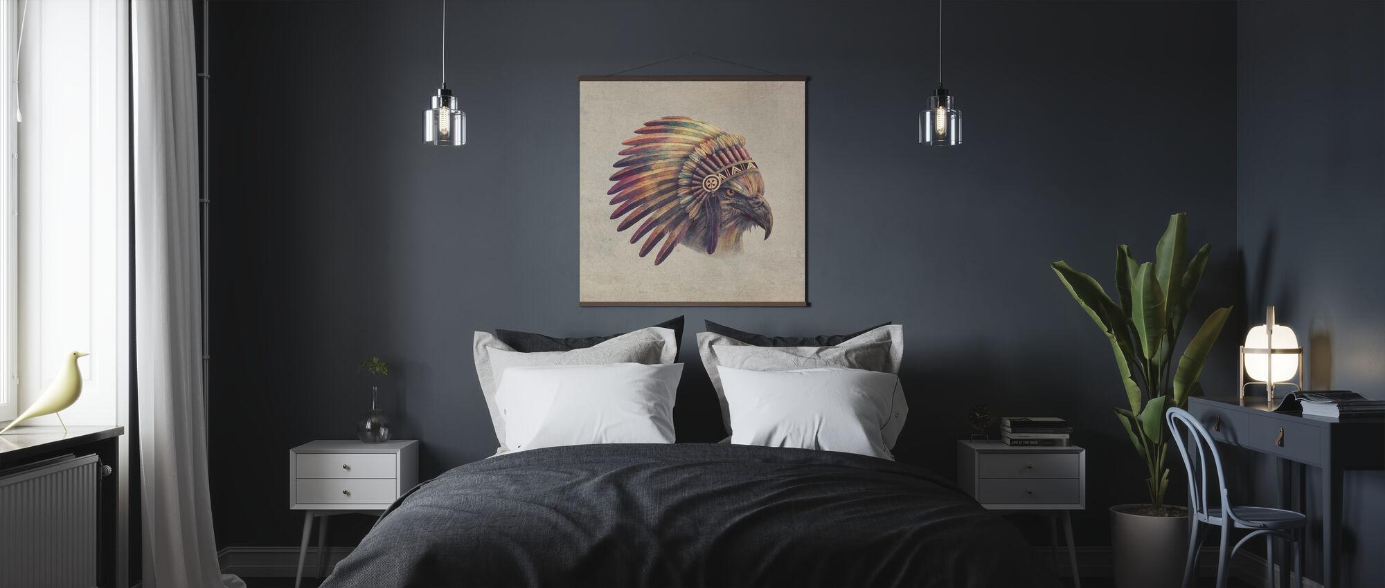 Chief - Poster - Bedroom