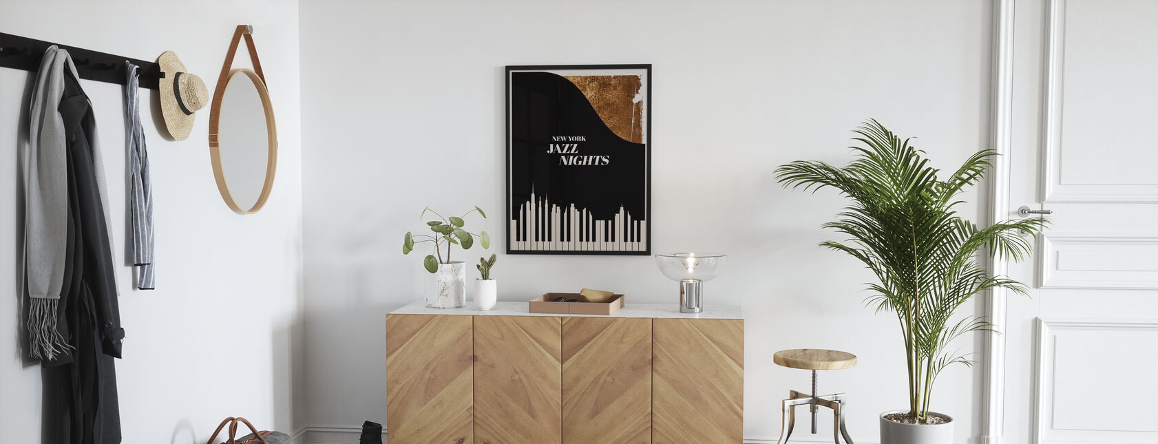Jazz Nights - Poster - Hallway