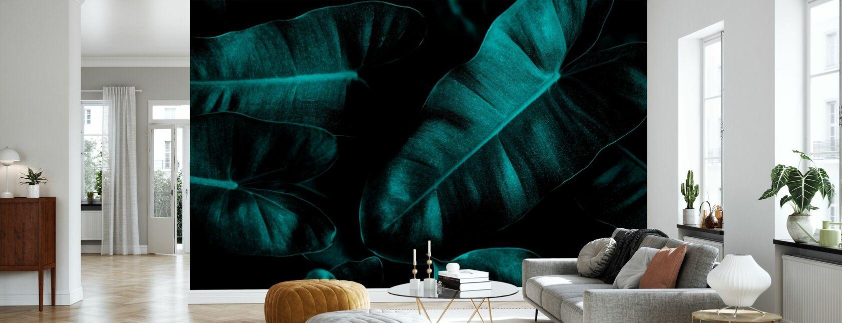 Beach - Wallpaper - Living Room