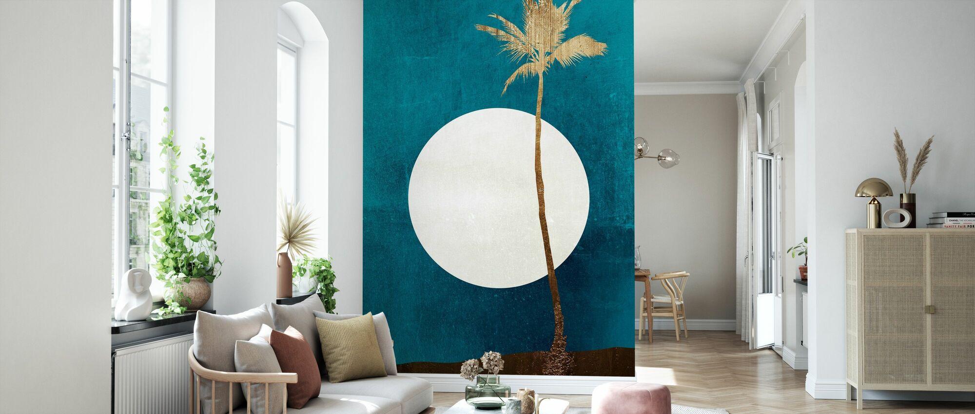 Karibischen Träume - Tapete - Wohnzimmer
