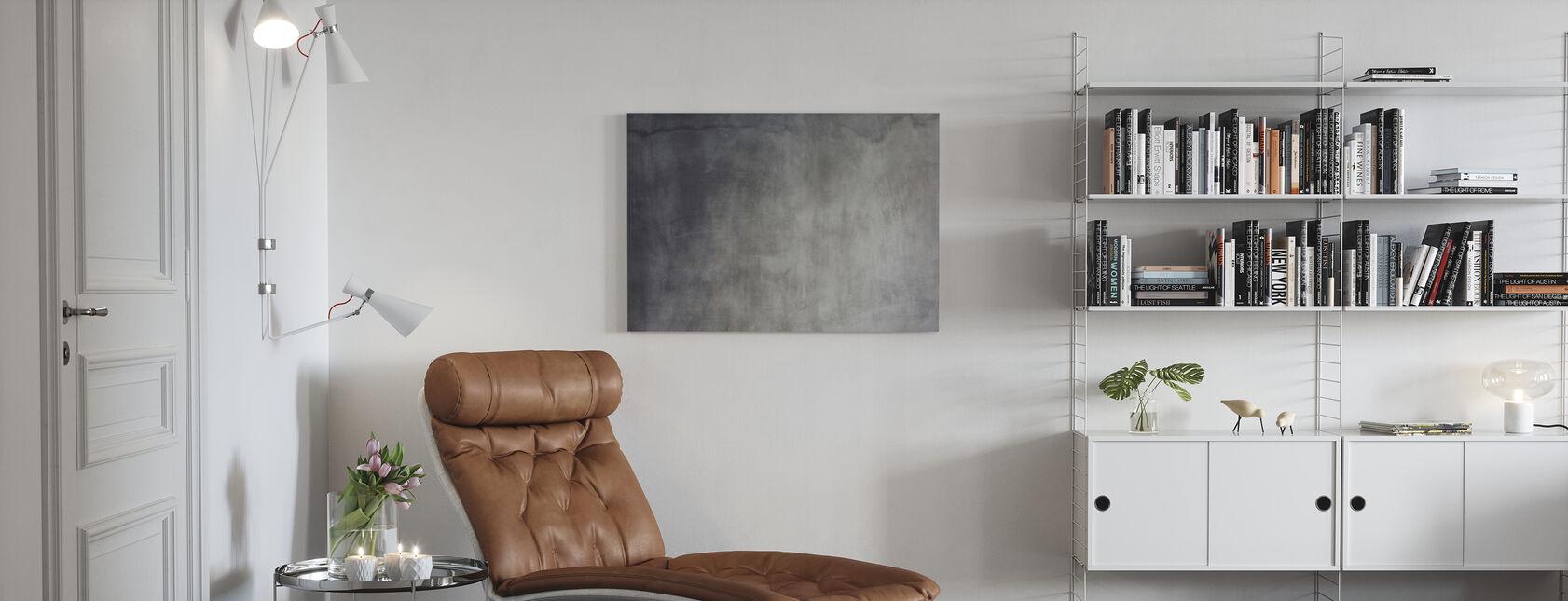 Betoni-studio - Canvastaulu - Olohuone