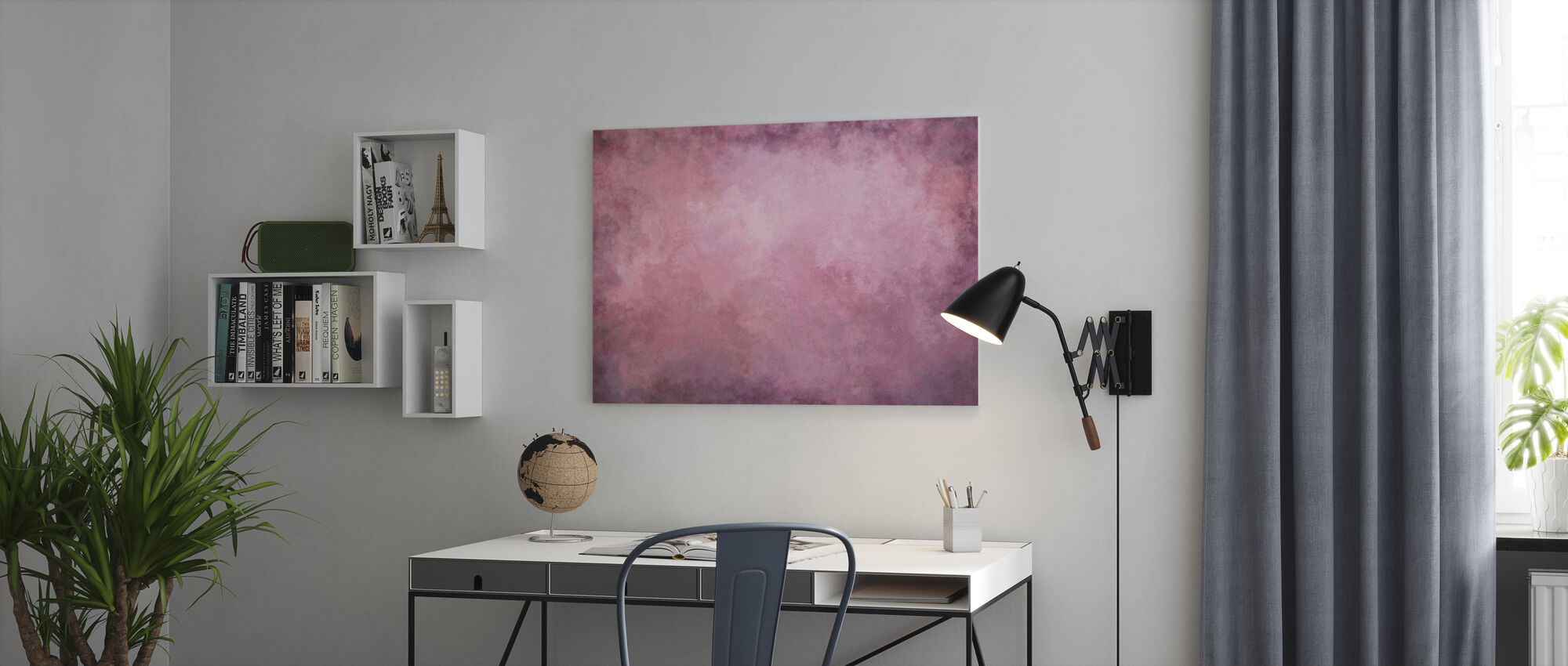 Rustica - Canvas print - Office