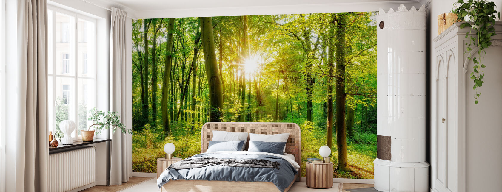 Let it Shine - Wallpaper - Bedroom