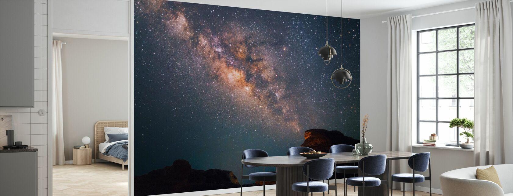 Stjerner over Grand Canyon - Tapet - Kjøkken