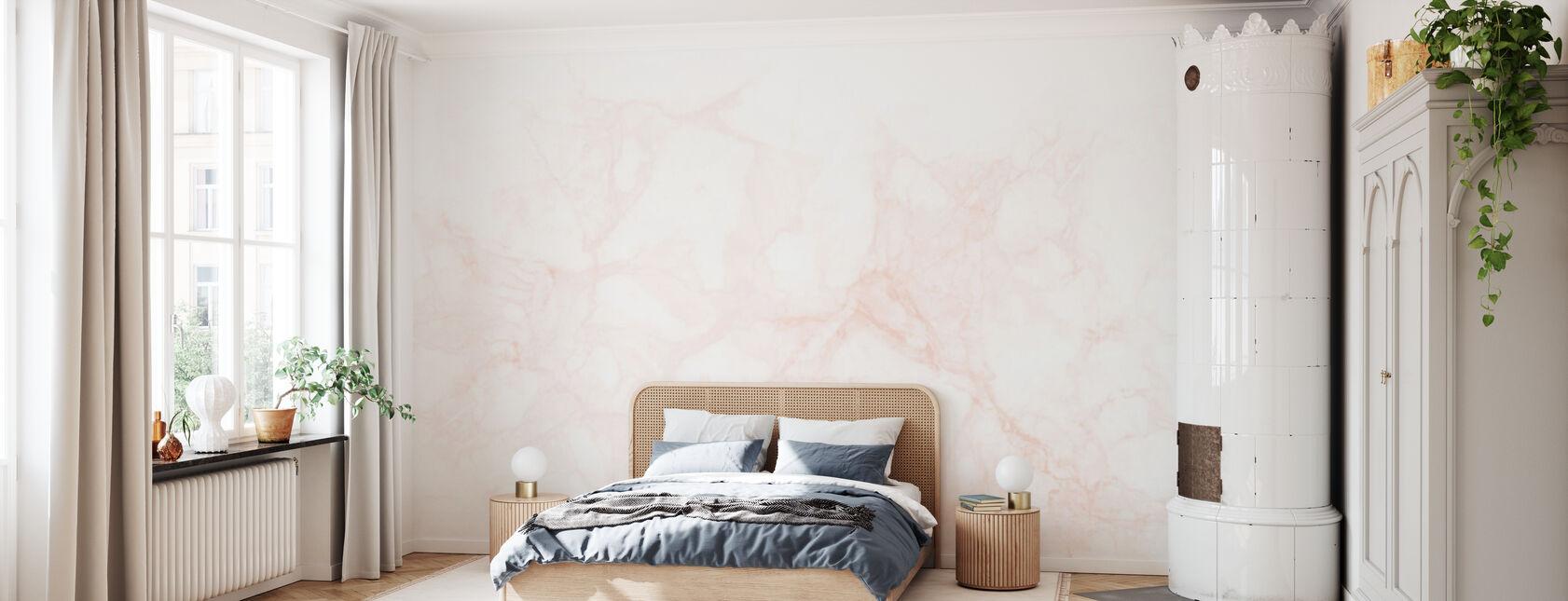 Marbre Rose - Papier peint - Chambre