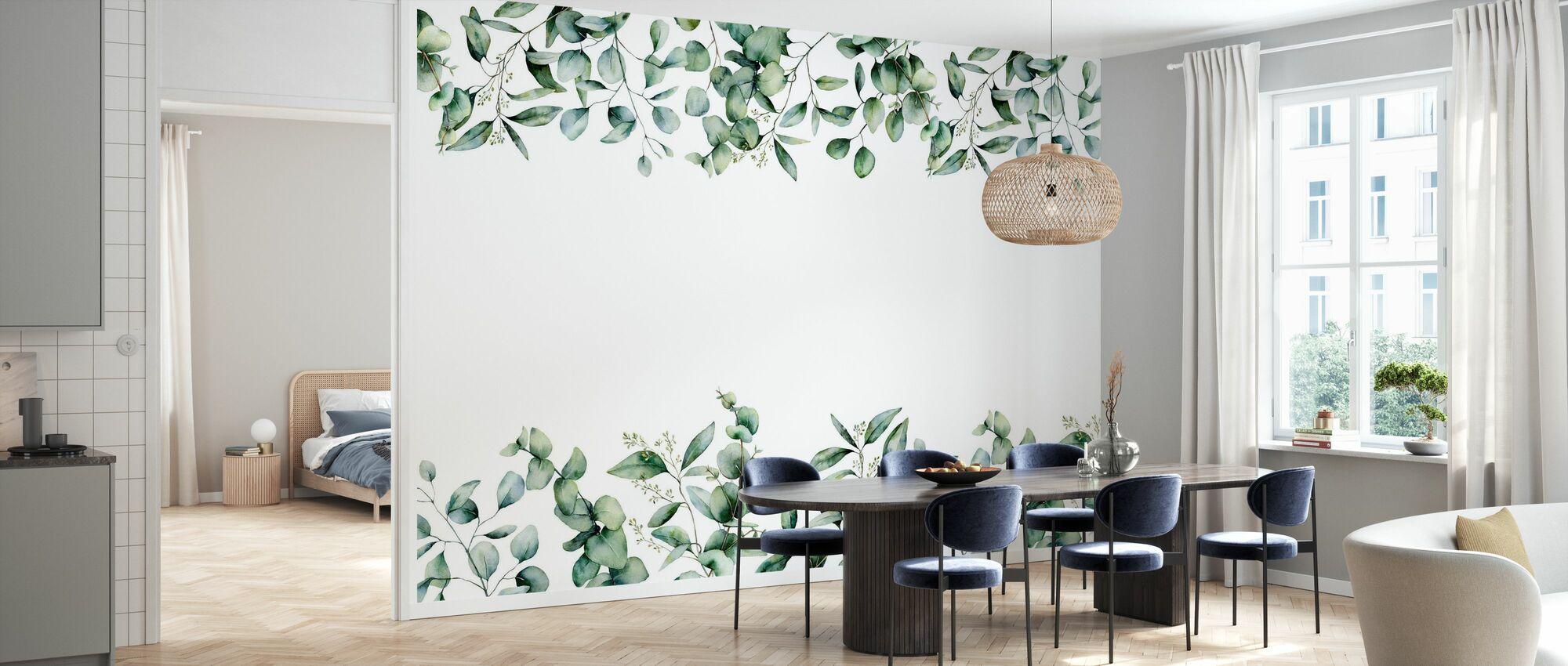 Eukalyptus - Tapete - Küchen