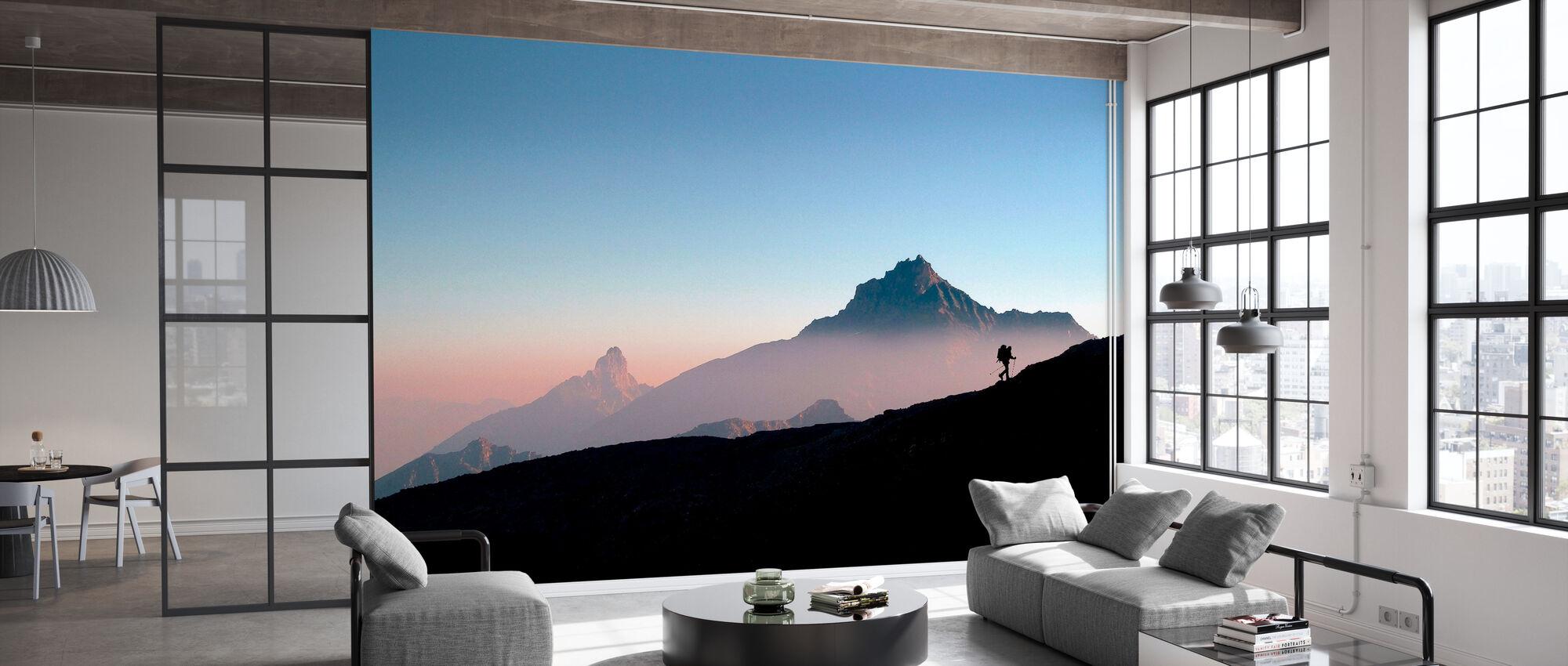 Gran Paradiso National Park - Wallpaper - Office