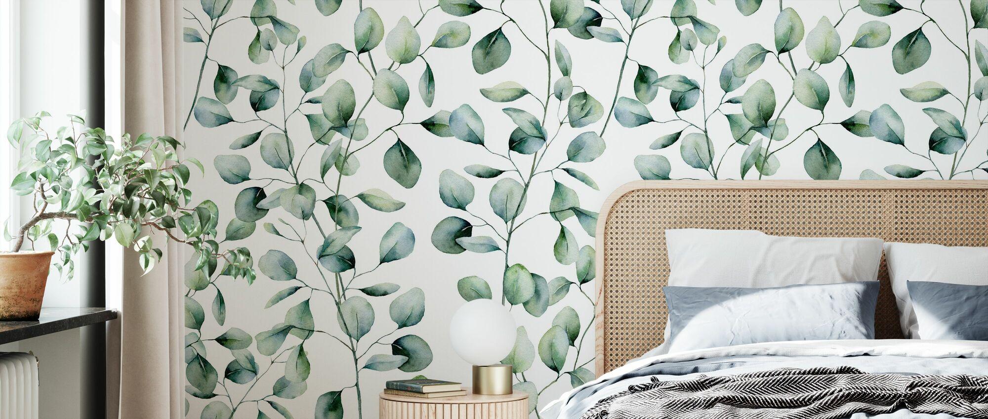 Eucalyptus - Wallpaper - Bedroom