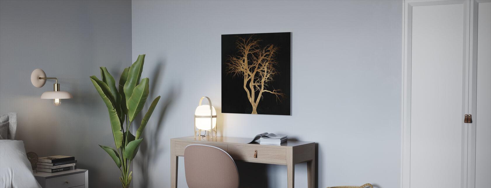 Fairytale - Canvas print - Office
