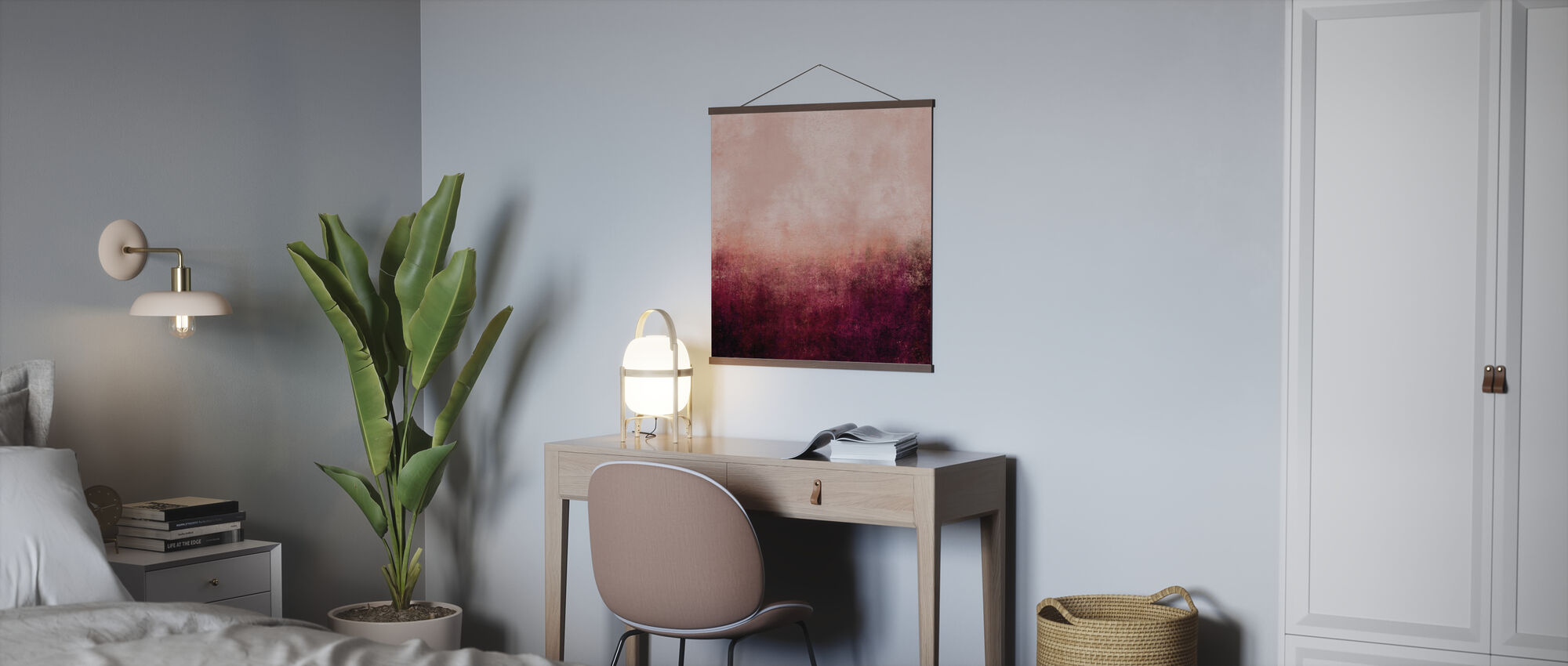 Life In Pink - Poster - Office