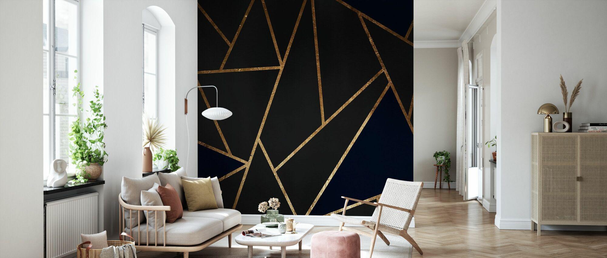Pyramids - Wallpaper - Living Room