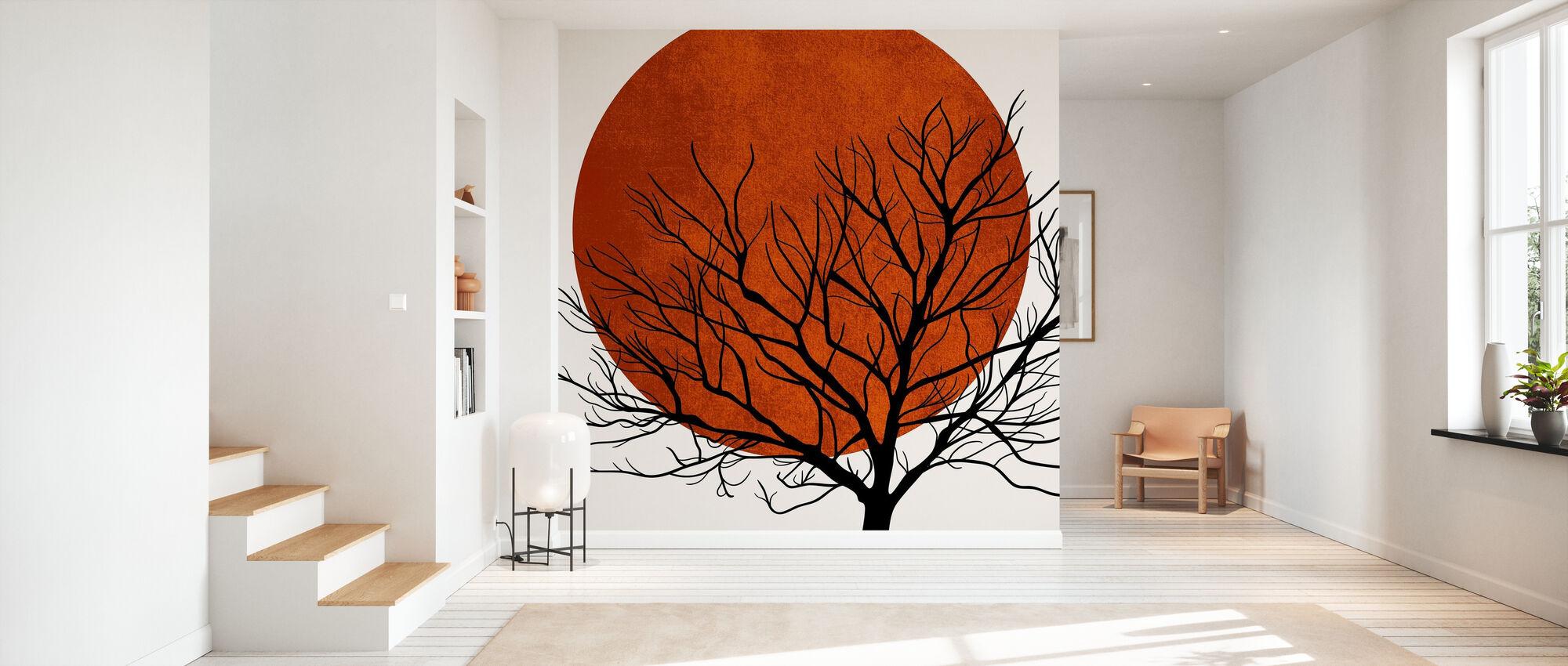 Warm Winter - Wallpaper - Hallway