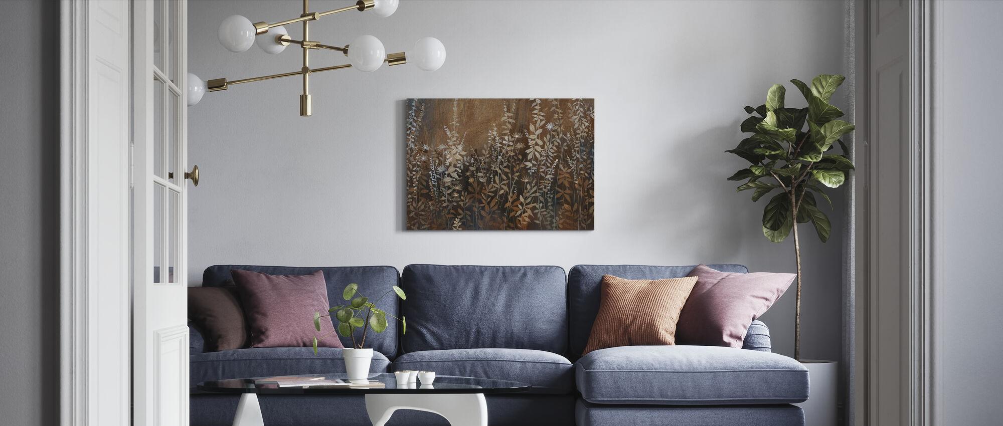 End of Season - Canvas print - Living Room