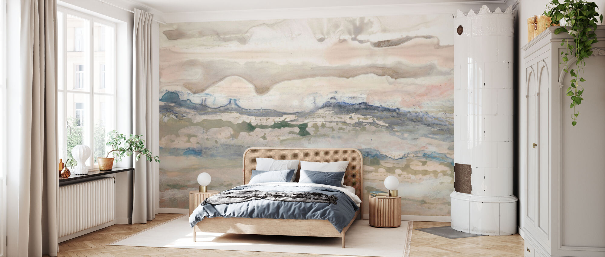 High Desert - Wallpaper - Bedroom