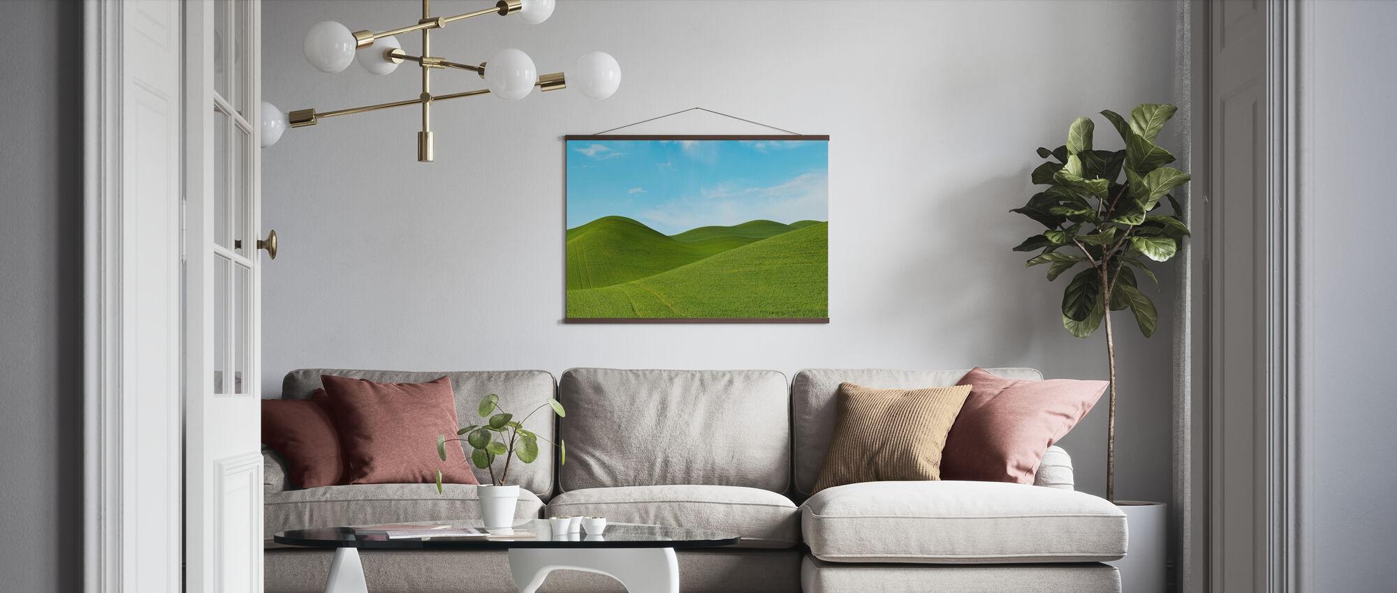 Farmscape Photo - Poster - Living Room