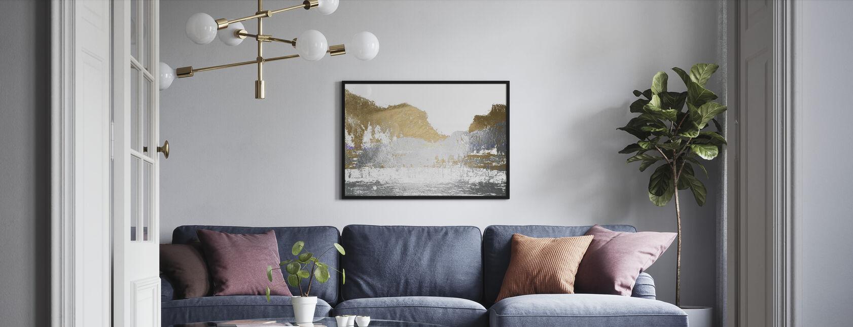 Monifoliovuori - Kehystetty kuva - Olohuone