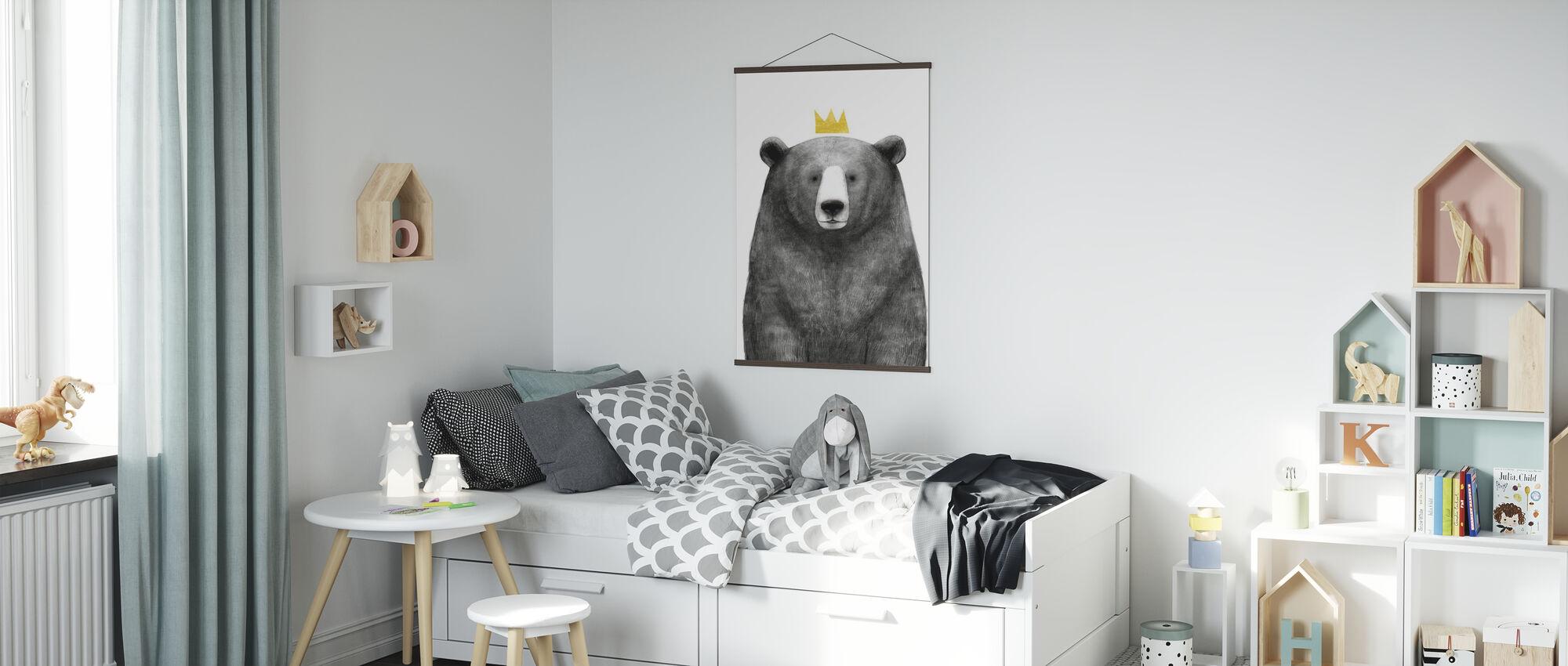 Royal Forester - Poster - Kids Room