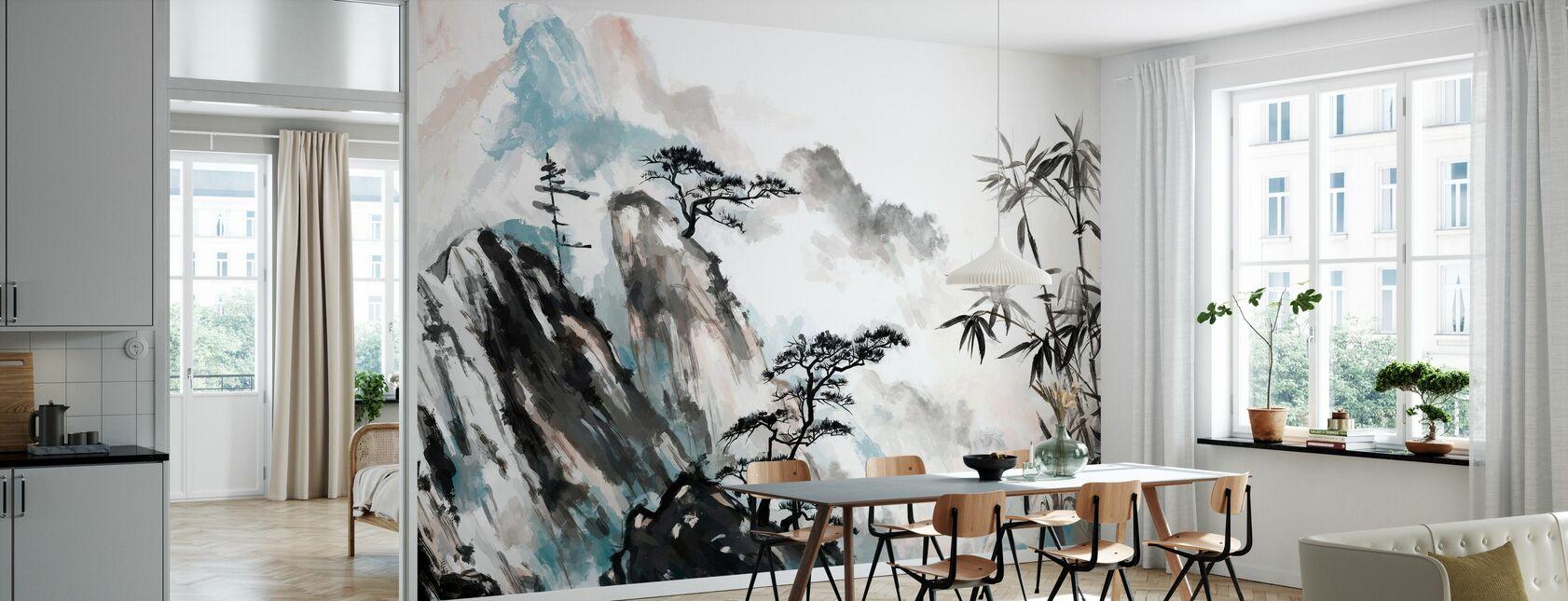 Japanese Eminence - Wallpaper - Kitchen