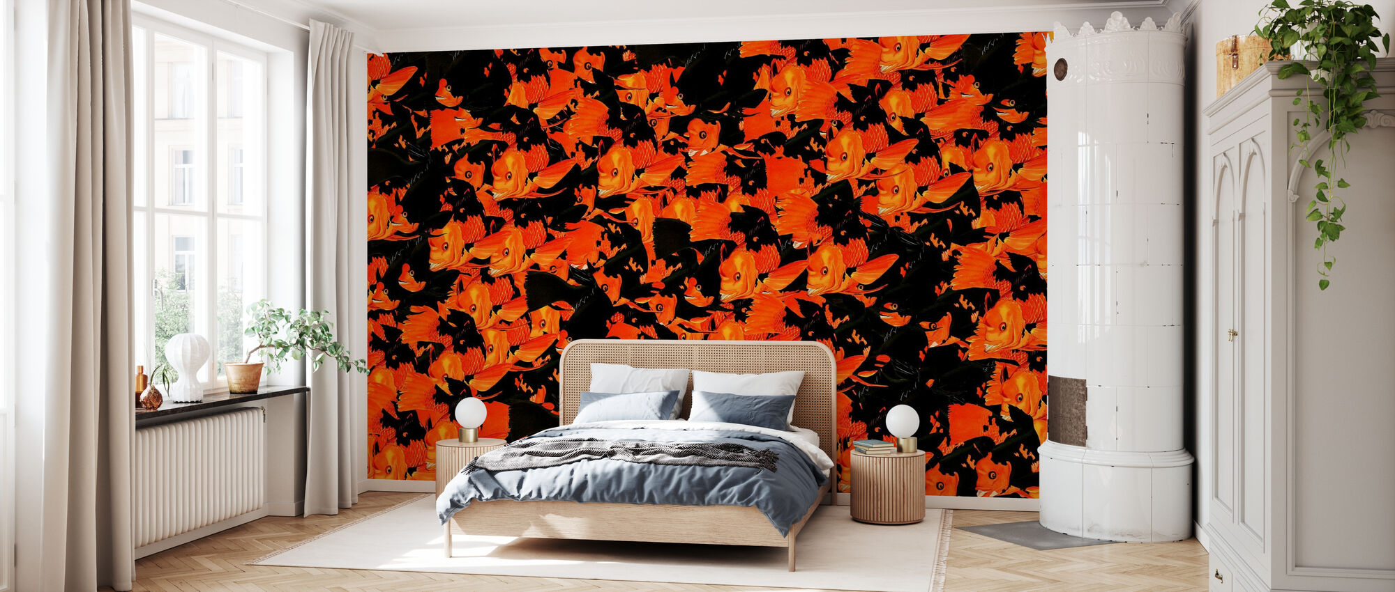 Goldstein - Papier peint - Chambre