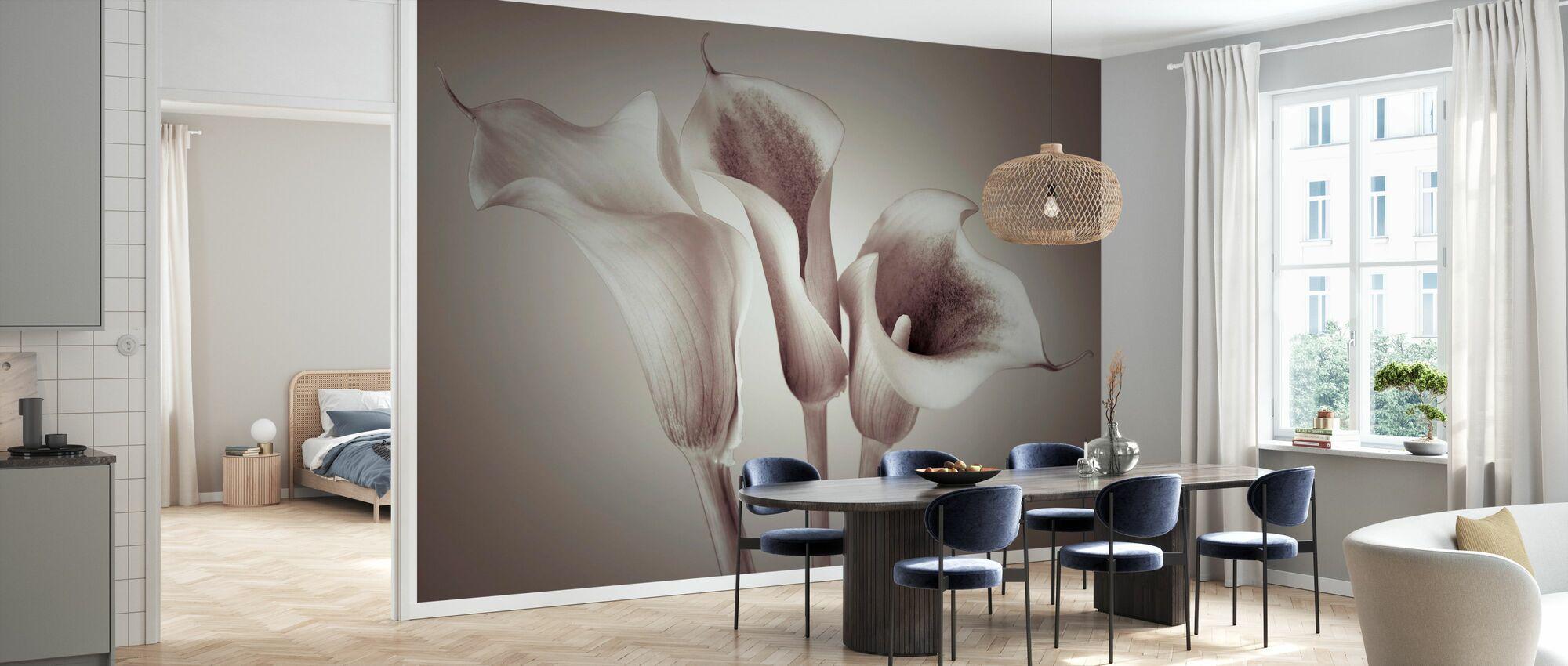Shut up, Lily. - Wallpaper - Kitchen