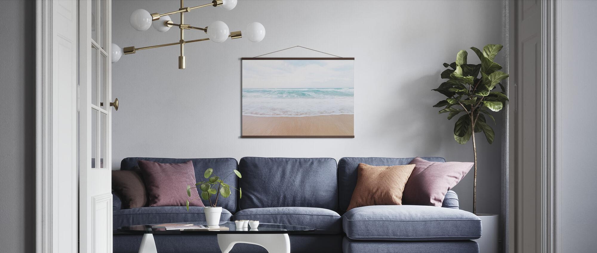 Shoreline - Poster - Living Room