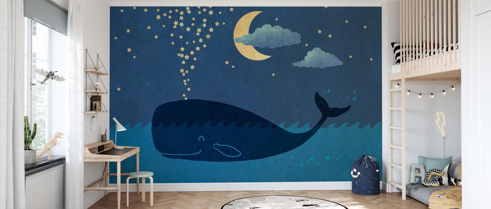 Star Maker - Wallpaper - Kids Room