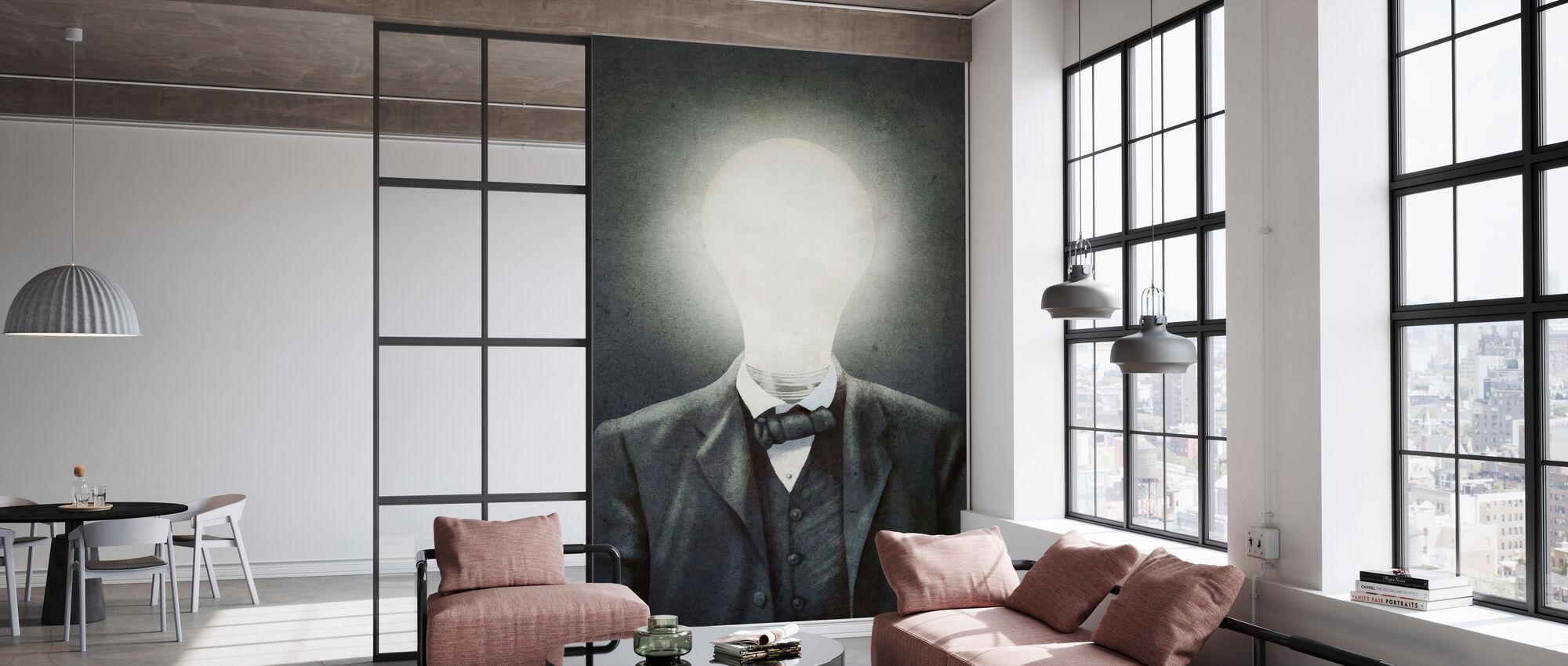 Idea Man - Wallpaper - Office