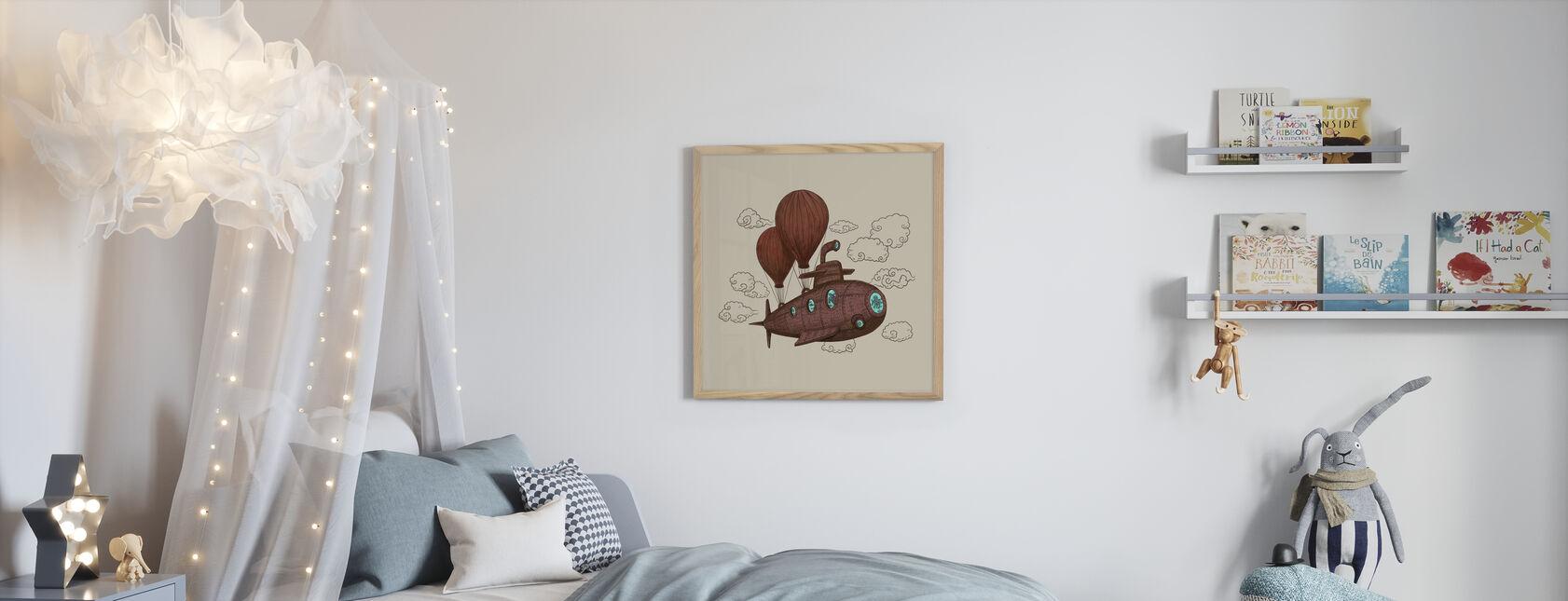 Fantastic Voyage - Poster - Kids Room