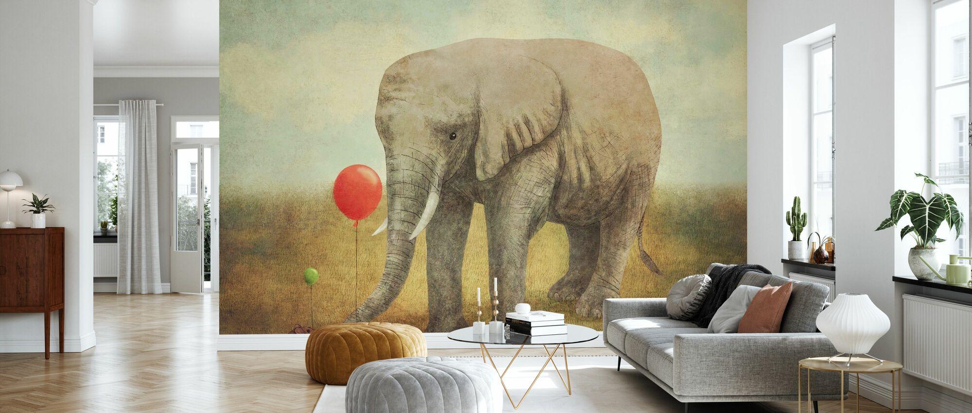 Truce - Wallpaper - Living Room